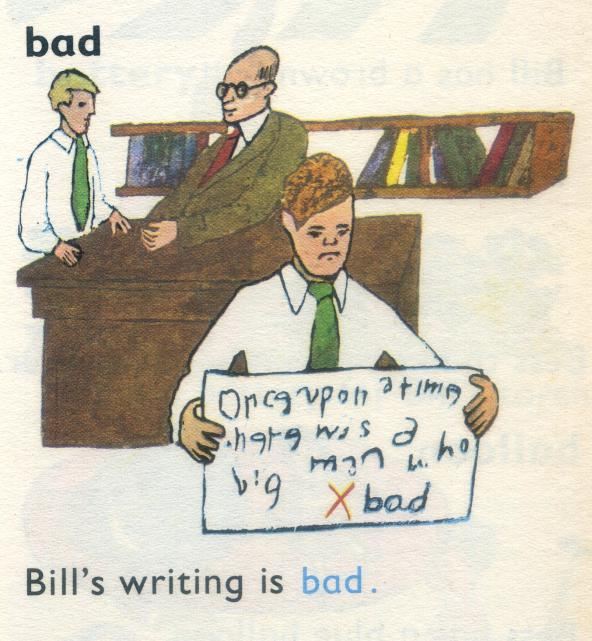Bad sign.