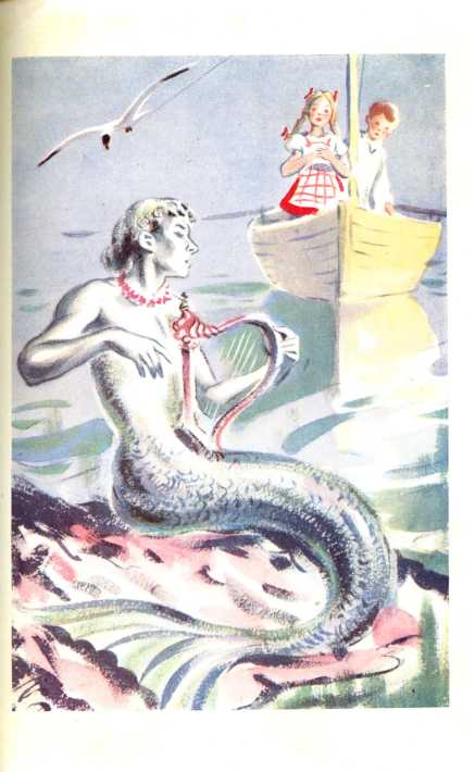 gilbert dunlop mermaid